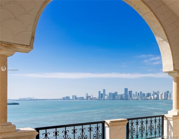 5203 Fisher Island Drive #5203, Miami, FL 33109 (MLS #A10605054) :: The Rose Harris Group