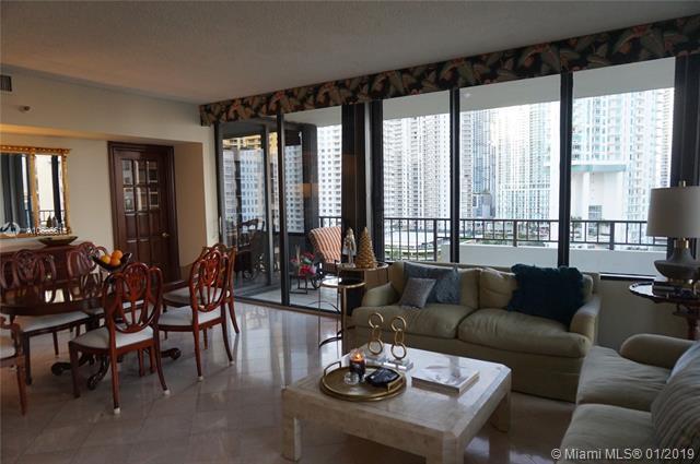 520 Brickell Key Dr A1616, Miami, FL 33131 (MLS #A10605614) :: Berkshire Hathaway HomeServices EWM Realty