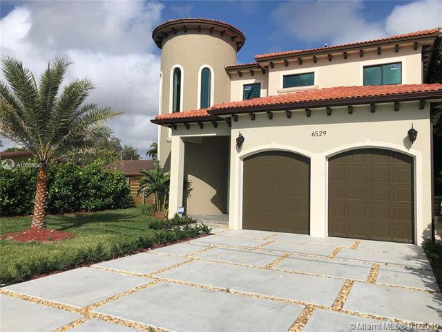 5735 SW 34th St, Miami, FL 33155 (#A10605840) :: RE/MAX Associated Realty