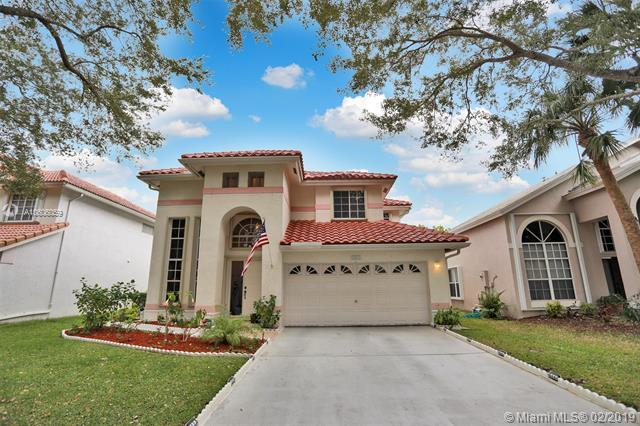 8549 NW 57th Dr, Coral Springs, FL 33067 (MLS #A10606059) :: Green Realty Properties