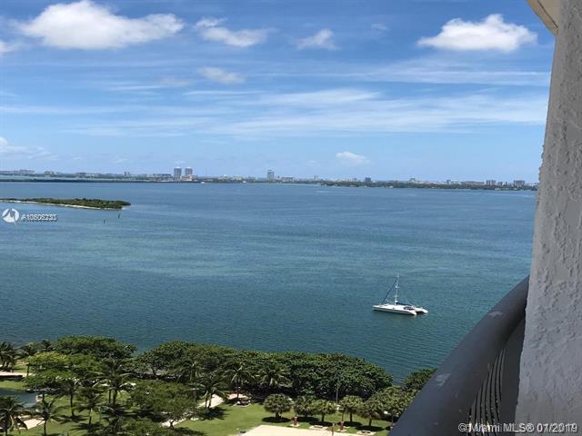 1750 N Bayshore Drive #2409, Miami, FL 33132 (MLS #A10606230) :: Lucido Global