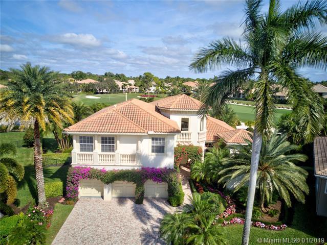 818 Floret Dr, Palm Beach Gardens, FL 33410 (MLS #A10607733) :: EWM Realty International