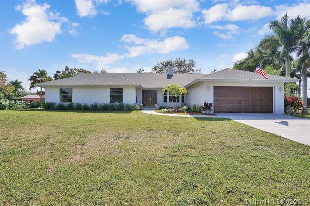 17350 SW 66th St, Southwest Ranches, FL 33331 (MLS #A10607742) :: Green Realty Properties