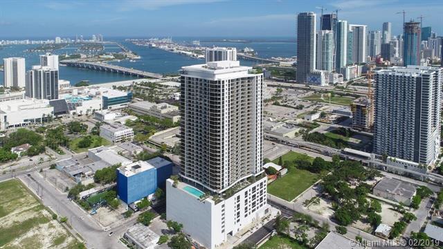 1600 NE 1st Ave #3505, Miami, FL 33132 (MLS #A10609852) :: The Riley Smith Group