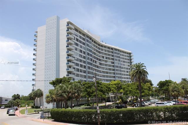 7441 Wayne Ave 4J, Miami Beach, FL 33141 (MLS #A10610865) :: The Kurz Team