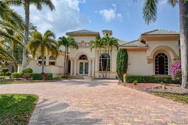 6288 NW 92nd Ave, Parkland, FL 33067 (MLS #A10611729) :: The Paiz Group