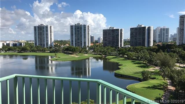 20000 E Country Club Dr #1016, Aventura, FL 33180 (MLS #A10611749) :: Green Realty Properties