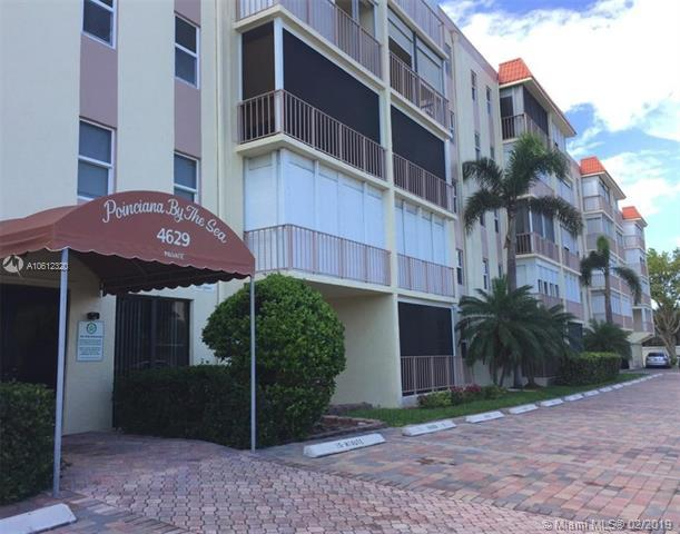 4629 Poinciana St #308, Lauderdale By The Sea, FL 33308 (MLS #A10612320) :: The Paiz Group