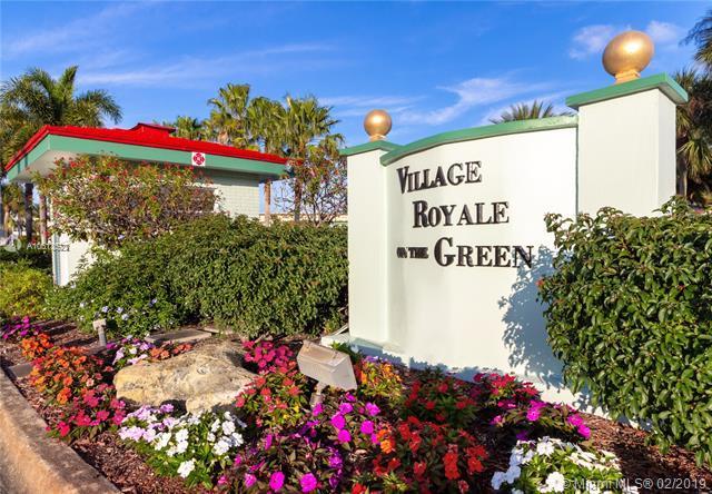 2300 NE 1ST LANE #303, Boynton Beach, FL 33435 (MLS #A10613522) :: RE/MAX Presidential Real Estate Group