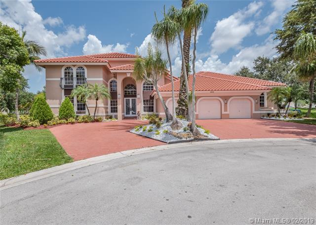 1970 Las Colinas Way, Coral Springs, FL 33071 (MLS #A10614345) :: Green Realty Properties