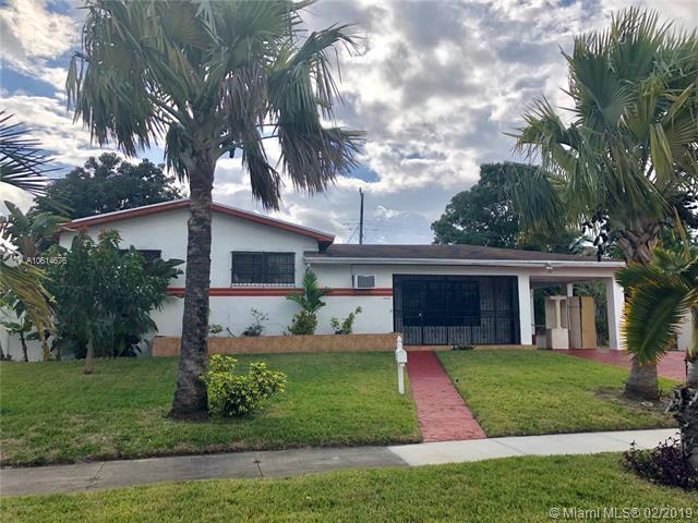 18820 NW 11th Ave, Miami Gardens, FL 33169 (MLS #A10614676) :: RE/MAX Presidential Real Estate Group