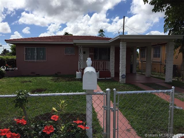 1780 NW 75, Miami, FL 33147 (MLS #A10614726) :: RE/MAX Presidential Real Estate Group