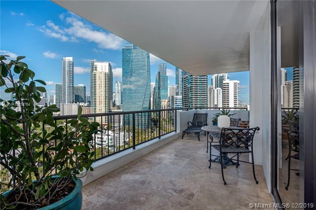 1581 Brickell Ave #1207, Miami, FL 33129 (MLS #A10614764) :: The Riley Smith Group