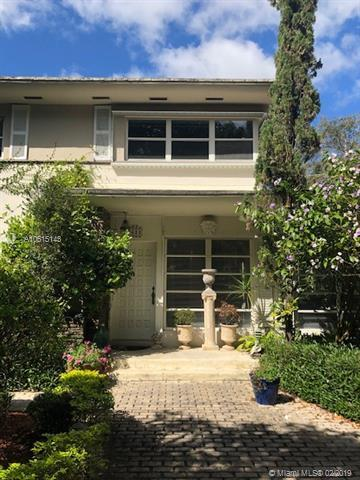 7611 Old Cutler Rd, Coral Gables, FL 33143 (MLS #A10615143) :: The Adrian Foley Group