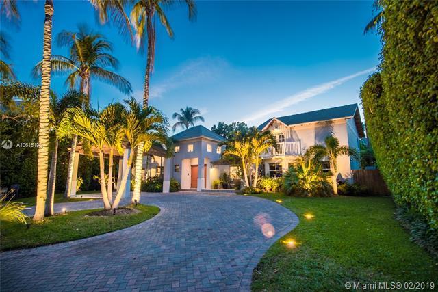 470 W Palmwood Ln, Key Biscayne, FL 33149 (MLS #A10615190) :: The Riley Smith Group