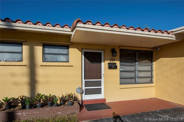 281 NW 49th Ave, Plantation, FL 33317 (MLS #A10615193) :: Green Realty Properties