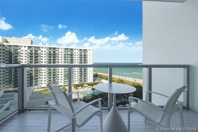 2201 Collins Ave #1211, Miami Beach, FL 33139 (MLS #A10615407) :: Miami Villa Group