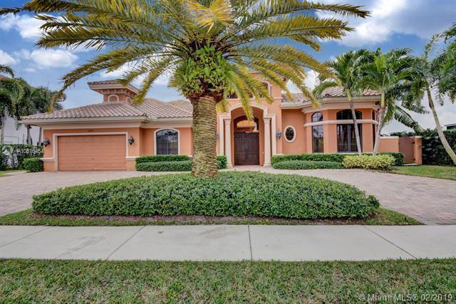 10280 Sweet Bay St, Plantation, FL 33324 (MLS #A10616464) :: Prestige Realty Group
