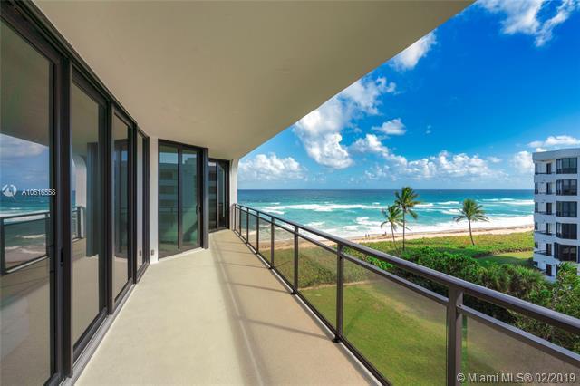 3100 S Ocean Blvd 505S, Palm Beach, FL 33480 (MLS #A10616558) :: The Riley Smith Group