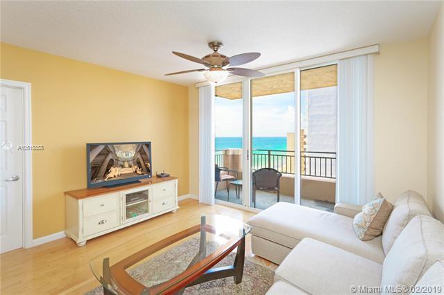 2080 S Ocean Drive #1707, Hallandale, FL 33009 (MLS #A10616858) :: ONE Sotheby's International Realty
