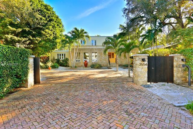 3554 Palmetto Ave, Coconut Grove, FL 33133 (MLS #A10617231) :: The Riley Smith Group