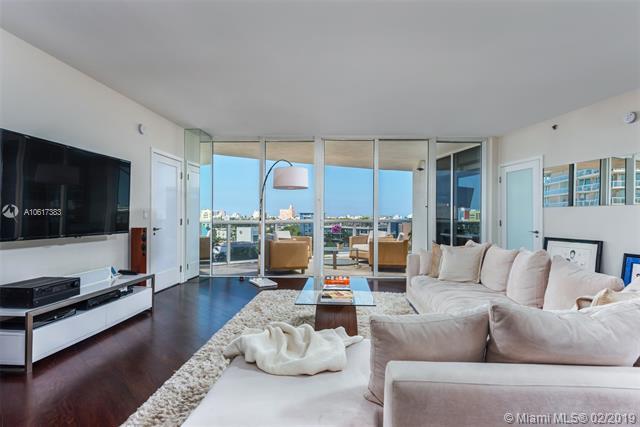 400 Alton Rd #702, Miami Beach, FL 33139 (MLS #A10617383) :: Miami Lifestyle