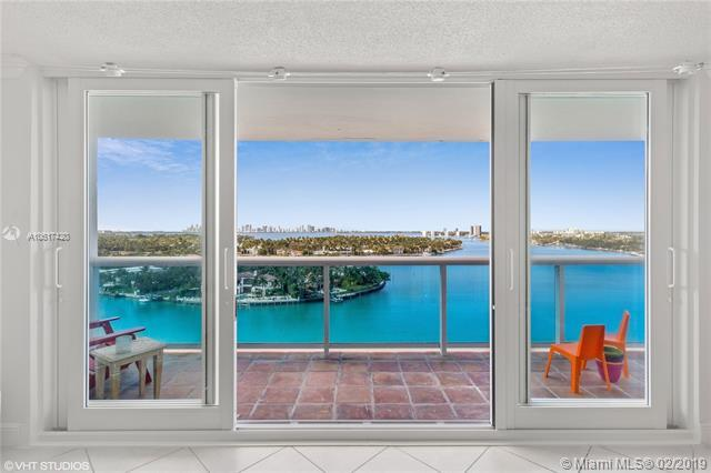 6770 Indian Creek Dr 14J, Miami Beach, FL 33141 (MLS #A10617420) :: The Riley Smith Group