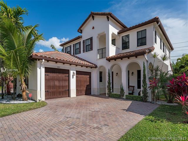 4081 NW 85th Dr, Cooper City, FL 33024 (MLS #A10617520) :: United Realty Group