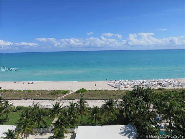 4925 Collins Ave 9E, Miami Beach, FL 33140 (MLS #A10617661) :: Green Realty Properties