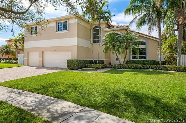 1119 NW 133rd Ave, Sunrise, FL 33323 (MLS #A10617846) :: The Teri Arbogast Team at Keller Williams Partners SW