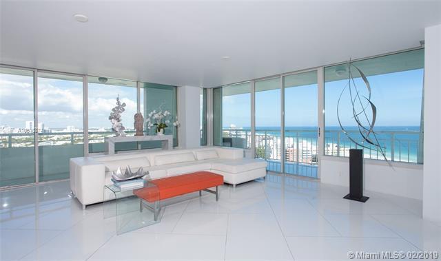 400 S Pointe Dr #2310, Miami Beach, FL 33139 (MLS #A10618374) :: Miami Lifestyle