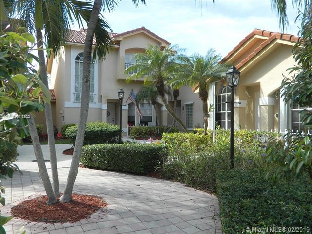 21552 SW 87th Pl #21552, Cutler Bay, FL 33189 (MLS #A10618622) :: Green Realty Properties