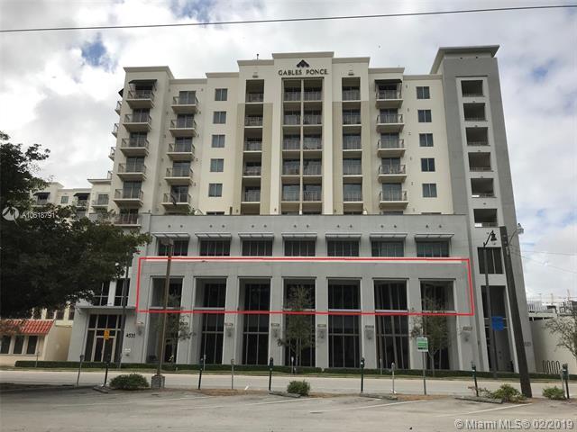4531 Ponce De Leon Blvd Ou3, Coral Gables, FL 33146 (MLS #A10618791) :: Grove Properties