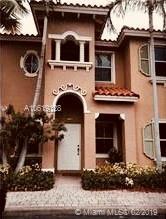 766 SW 107th Ave #307, Pembroke Pines, FL 33025 (MLS #A10619128) :: Green Realty Properties