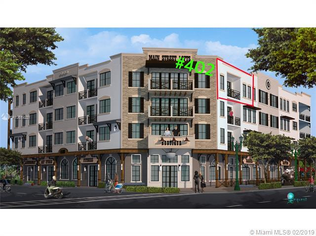 4100 Davie Road #402, Davie, FL 33314 (MLS #A10619231) :: Green Realty Properties