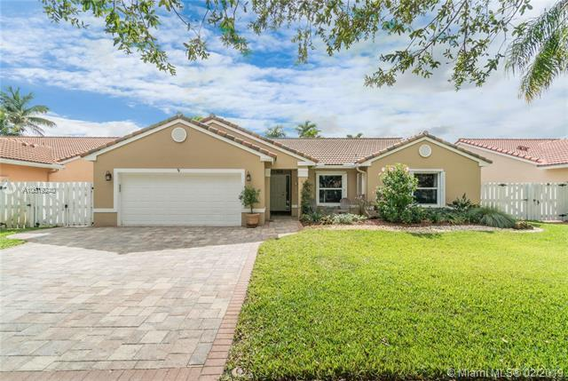 12500 SW 20th St, Miramar, FL 33027 (MLS #A10619240) :: The Teri Arbogast Team at Keller Williams Partners SW
