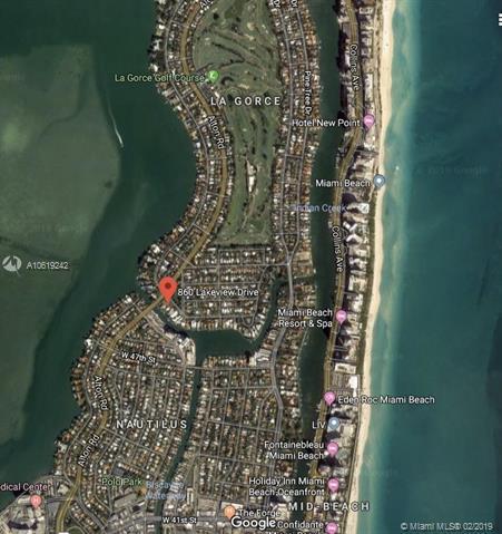 860 Lakeview Dr, Miami Beach, FL 33140 (MLS #A10619242) :: Miami Lifestyle