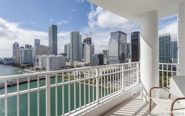 701 Brickell Key Blvd #2203, Miami, FL 33131 (MLS #A10619551) :: The Riley Smith Group