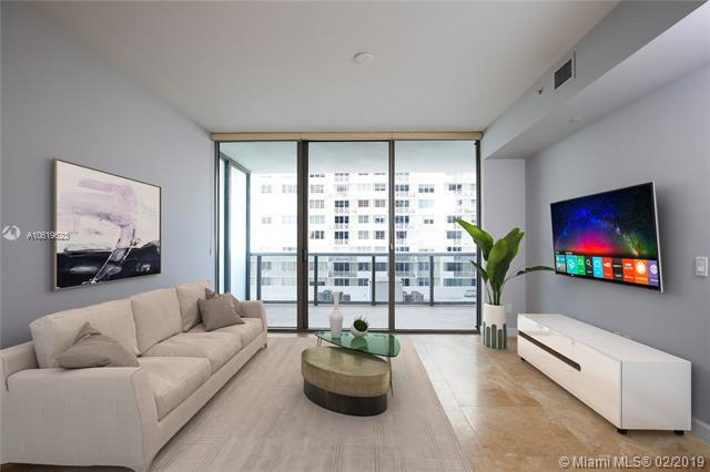 5875 Collins Ave #804, Miami Beach, FL 33140 (MLS #A10619623) :: Miami Villa Group