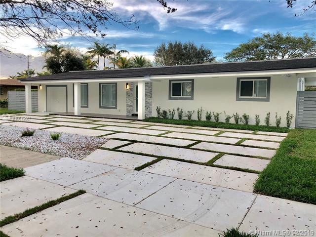 8861 SW 87th St, Miami, FL 33173 (MLS #A10619887) :: Green Realty Properties
