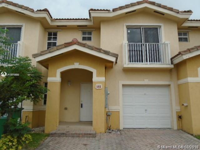 13962 SW 260th St #102, Homestead, FL 33032 (MLS #A10619980) :: Miami Lifestyle
