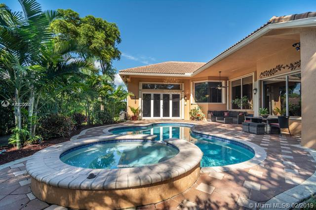 15654 SW 15th St, Pembroke Pines, FL 33027 (MLS #A10620060) :: Castelli Real Estate Services