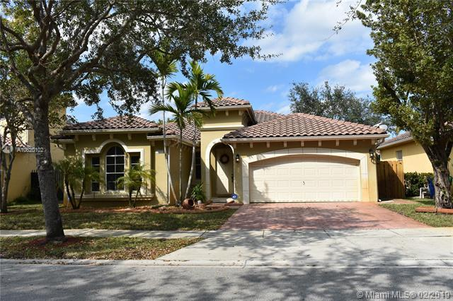 12873 SW 51st St, Miramar, FL 33027 (MLS #A10620102) :: The Teri Arbogast Team at Keller Williams Partners SW