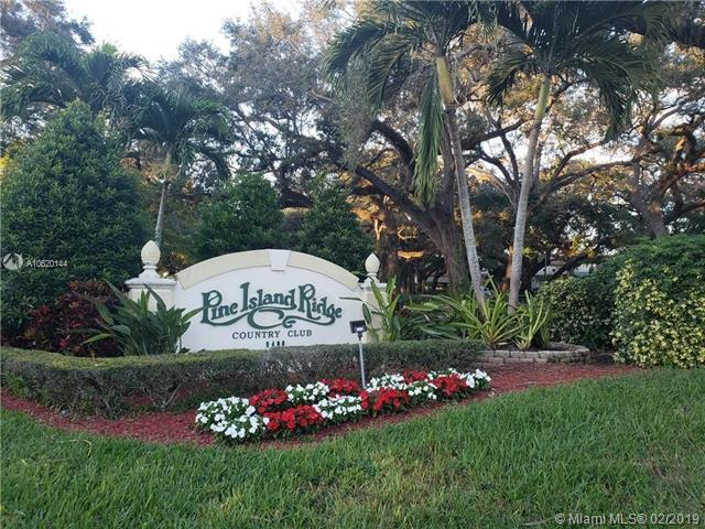 9461 Evergreen Pl #205, Davie, FL 33324 (MLS #A10620144) :: United Realty Group