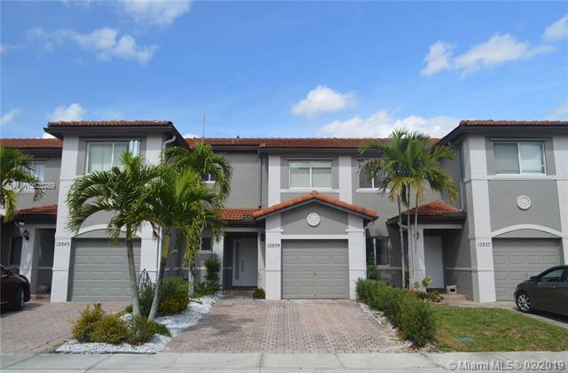 12839 SW 29th St #12839, Miramar, FL 33027 (MLS #A10620289) :: The Teri Arbogast Team at Keller Williams Partners SW