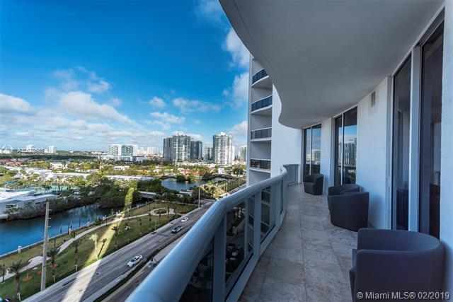 16001 Collins Ave #1005, Sunny Isles Beach, FL 33160 (MLS #A10620588) :: Miami Villa Group