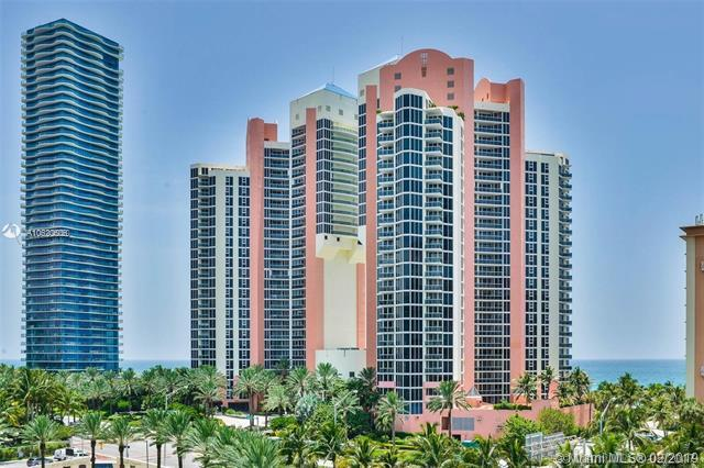 19333 Collins Ave #1109, Sunny Isles Beach, FL 33160 (MLS #A10620606) :: Miami Villa Group