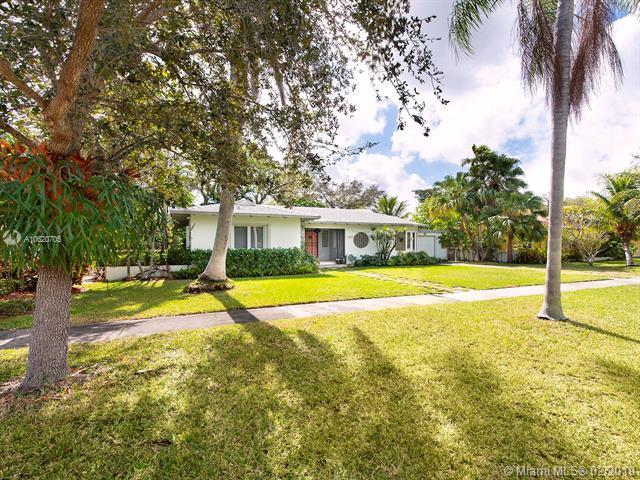1060 NE 95th St, Miami Shores, FL 33138 (MLS #A10620705) :: The Jack Coden Group