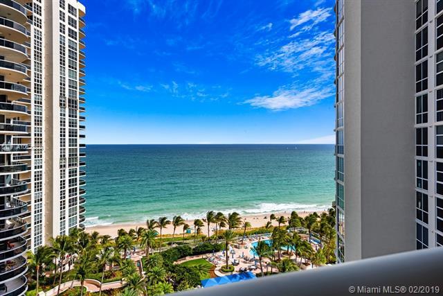 3100 N Ocean Blvd #1602, Fort Lauderdale, FL 33308 (#A10620808) :: Dalton Wade