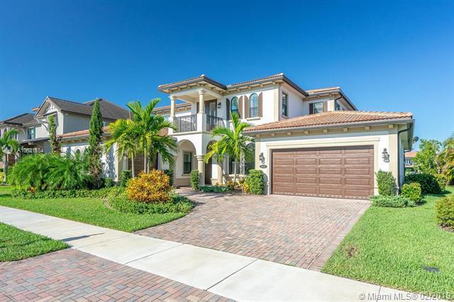 8925 Watercrest Cir E, Parkland, FL 33076 (MLS #A10621184) :: GK Realty Group LLC